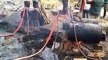 शाहजहांपुर -पुलिस की बड़ी कार्यवाई,कच्ची शराब बनाने वाले 80 लोग गिरफ्तार
