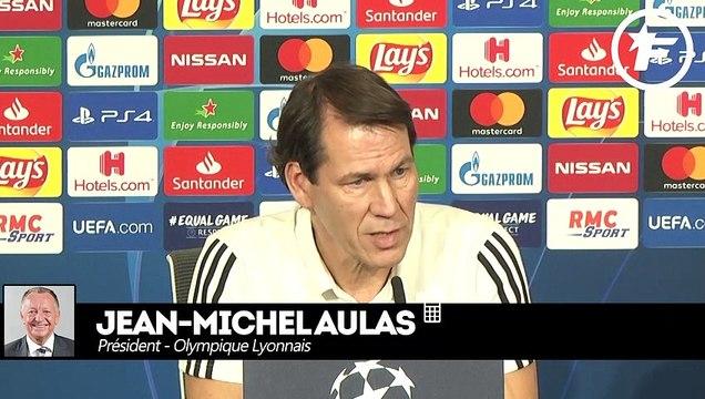 OL : Jean-Michel Aulas montre les crocs pour Rudi Garcia