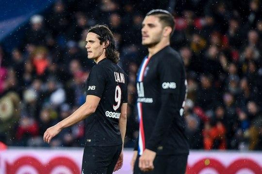 Mauro Icardi vs Edinson Cavani : les chiffres de la saison 2019-2020