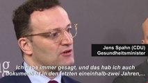 """CDU-Vorsitz: Spahn """"bereit, Verantwortung zu übernehmen"""""""