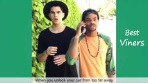 Try Not To Laugh or Grin While Watching King Bach Funny Vines - Best Viners 2017-aqiq_Fpufh8