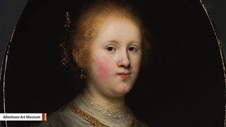After 60 Years, Pennsylvania Museum Discovers It Owns A Rembrandt Portrait