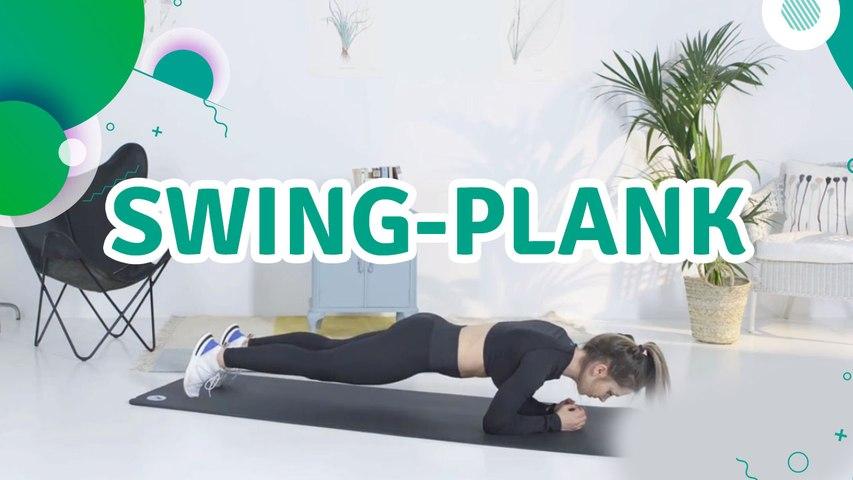 Swing-Plank - Du Bist Fit