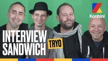 L'interview sandwich de Tryo