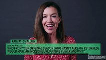 The Cast of 'Survivor: Winners At War' Answer Fan Questions