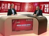 Gérard Ouvrier- Buffet   -   Directeur Général du Crédit-Agricole Loire Haute-Loire - 7 MN CHRONO - TL7, Télévision loire 7