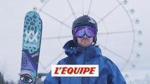 Kevin Rolland en trip au Japon - Adrénaline - Ski freestyle