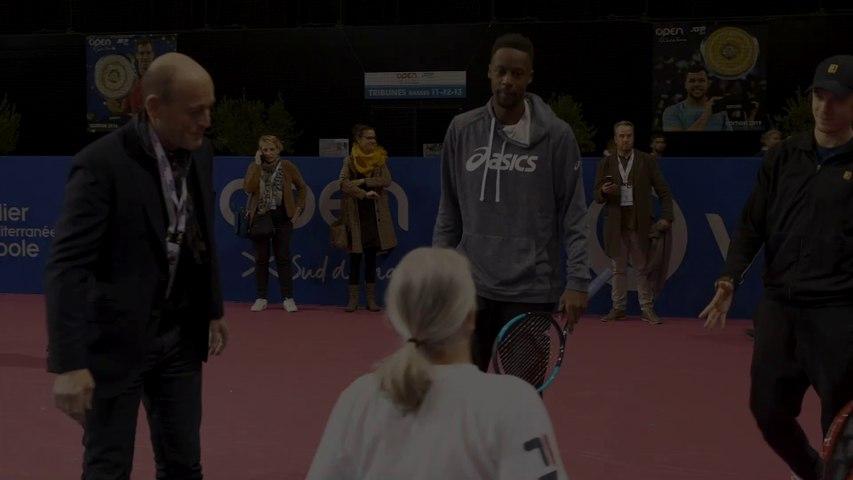 Découvrez le tennis en fauteuil avec Gaël Monfils et Denis Shapovalov !