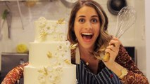 Lucie Fink Learns To Be A Wedding Cake Decorator