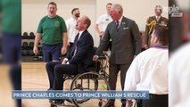 Future Kings Unite! Prince William and Prince Charles Have Rare Outing with Wives Kate and Camilla
