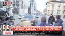 Patrick Balkany vient de quitter la prison de la Santé à Paris, très amaigri, où il était incarcéré depuis le 13 septembre