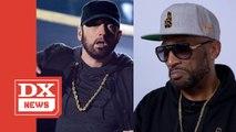 Lord Jamar Contemplates Brand Nubian Eminem Diss Track Produced By DJ Premier