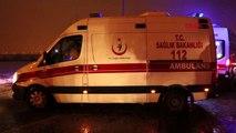 Kayseri'de iki işçi servisi çarpıştı: 17 yaralı