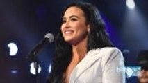Demi Lovato Reveals 'Incredibly Meaningful' Tattoo | Billboard News