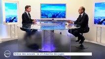 L'invité de la rédaction - 12/02/2020 - Christophe Régnard, président du tribunal judiciaire de Tours