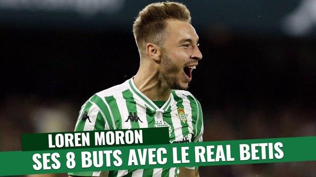 Liga : Tous les buts de Loren Moron