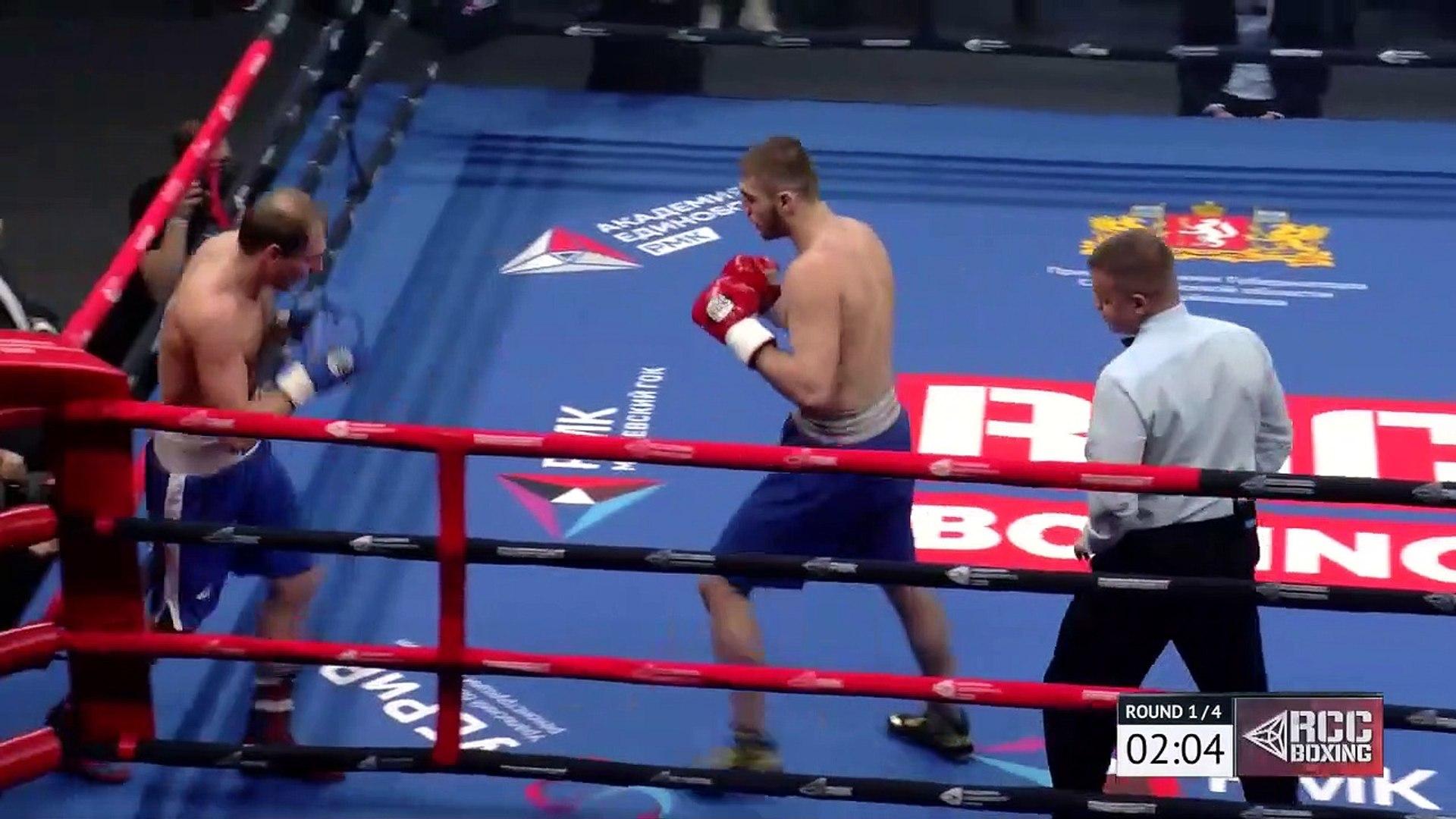 Musa Musaev vs Alexander Bobrov (24-01-2020) Full Fight