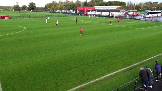 J12 U17  EAG vs Laval (3-2)