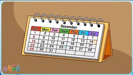 สื่อการเรียนการสอน Months (เดือน) ป.2 ภาษาอังกฤษ