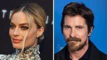 Margot Robbie and Christian Bale to Co-Star in 'Amsterdam'