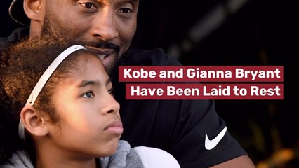 Kobe and Gianna Bryant Had A Funeral