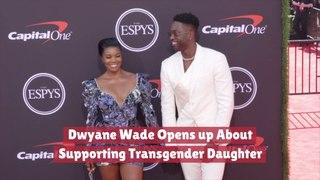 Dwyane Wade's Trans Daughter
