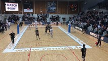 Challenge Cup. Le Rennes Volley bat Nitra et se qualifie pour les quarts de finale