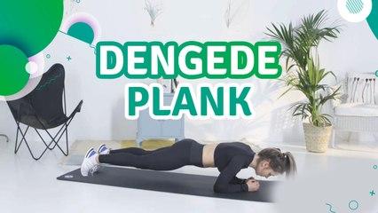 Dengede plank - Sporcuyum