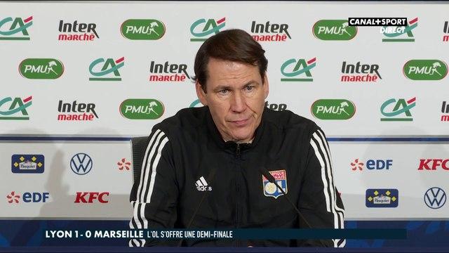 """Lyon / Marseille, """"une victoire méritée"""""""