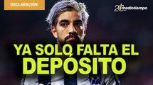 Davino ya espera el pago del Inter por Pizarro