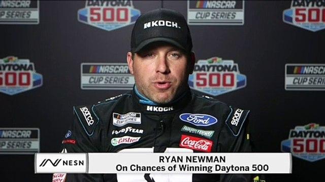 Ryan Newman On Chances Of Winning Daytona 500