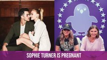 Huge Baby News: Sophie Turner Is Pregnant. She's Expecting Her First Child With Joe Jonas.