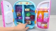 Fridge Ice Cream Maker Refrigerator Play Doh Surprise Eggs Toys For Kids
