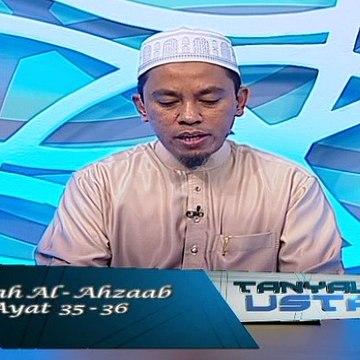 Tanyalah Ustaz (2014)   Episod 179