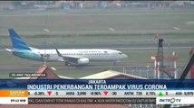 Industri Penerbangan Indonesia Terdampak Virus Corona