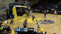 Barry Brown (27 points) Highlights vs. Santa Cruz Warriors