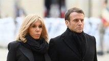 Brigitte Macron  - la femme du président évoque la solitude d'Emmanuel Macron
