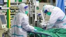 Coronavirus death toll leaps in China
