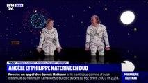 """Philippe Katerine et Angèle dévoilent la folie de leur """"Duo"""""""