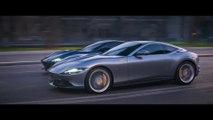 Ferrari Roma - Das Exterieur Design
