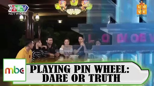 DARE OR TRUTH : SPINNING WHEEL