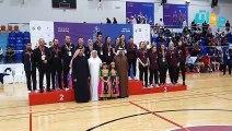 دورة الألعاب العربية للكرة الطائرة سيدات : النادي الصفاقسي يتحصل على المركز الثالث