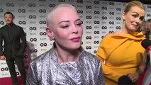 Rose McGowan slams Natalie Portman's Oscars outfit