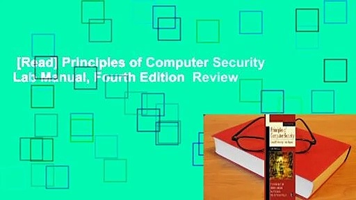 [Read] Principles of Computer Security Lab Manual, Fourth Edition  Review