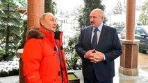 Putin'in giydiği mont Rusya'da tartışma yarattı