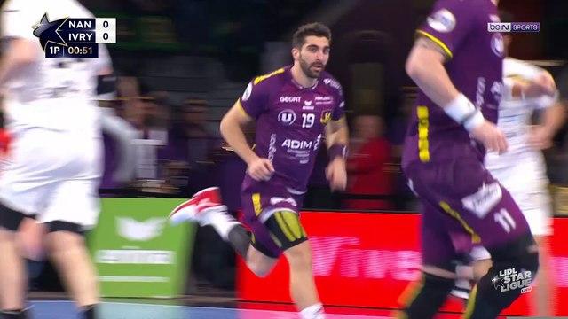Lidl Starligue (J15) : Nantes surclasse Ivry