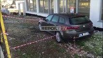 Report TV - Fier, efektivi i FNSH aksident me makinë, plagos në dorë qytetarin pas debatit