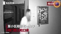 Coronavirus : elle crache volontairement sur les poignées de porte d'un immeuble en quarantaine