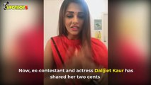 Bigg Boss 13 Finale: Dalljiet Kaur PLEDGES Support To Sidharth Shukla, Says He's A 'Clear Candidate For Winner'