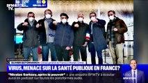 Le consul de France à Wuhan estime qu'il y a encore une quarantaine de Français dans la ville, dont la moitié souhaiterait partir